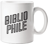 Bibliophile Mug Cover Image