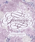 Flowerscape: A Botanical Coloring Book Cover Image