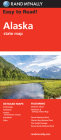 Rand McNally Easy to Read! Alaska State Map Cover Image