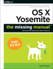OS X Yosemite: The Missing Manual Cover Image