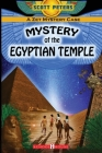 Mystery of the Egyptian Temple (Kid Detective Zet #3) Cover Image