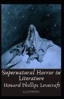 Supernatural Horror in Literature Illustrated Cover Image