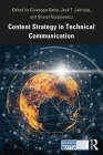 Content Strategy in Technical Communication Cover Image