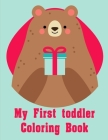 My First toddler Coloring Book: Children Coloring and Activity Books for Kids Ages 2-4, 4-8, Boys, Girls, Christmas Ideals Cover Image