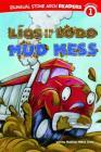 Líos En El Lodo/Mud Mess (Camiones Amigos/Truck Buddies) Cover Image