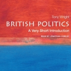 British Politics Lib/E: A Very Short Introduction Cover Image