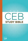 The Ceb Study Bible Hardcover Cover Image