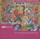 The Rough Guide to The Music of Merengue & Bachata (Rough Guide World Music CDs) Cover Image