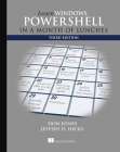 Learn Windows PowerShell in a Month of Lunches Cover Image