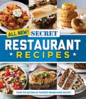All New Secret Restaurant Recipes Cover Image