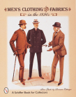 Men's Clothing & Fabrics in the 1890s (Ticktock Guides) Cover Image