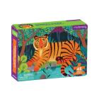 Bengal Tiger Mini Puzzle Cover Image