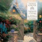 Thomas Kinkade Lightposts for Living 2020 Wall Calendar Cover Image