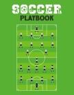 Soccer Playbook: Christmas Gift for Soccer Lover Cover Image