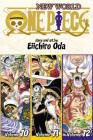 One Piece (Omnibus Edition), Vol. 24: Includes vols. 70, 71 & 72 Cover Image
