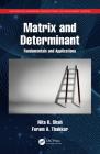 Matrix and Determinant: Fundamentals and Applications Cover Image
