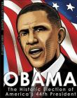 Obama: The Historic Election of America's 44th President (Graphic Library: American Graphic) Cover Image