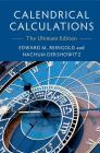 Calendrical Calculations Cover Image