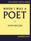 When I Was a Poet (City Lights Pocket Poets #60) Cover Image