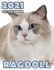 Ragdoll 2021 Cat Calendar Cover Image