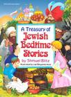 A Treasury of Jewish Bedtime Stories Cover Image