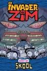 Invader Zim Best of Skool Cover Image