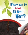 What Was It Before It Got Wet? Cover Image