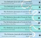The Definitive Journals of Lewis and Clark, 7-volume set Cover Image