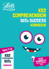 KS2 English Comprehension Age 7-9 SATs Topic Practice Workbook: 2019 Tests (Letts KS2 Revision Success) Cover Image