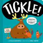 TICKLE!: WARNING! This book is very FUNNY! Cover Image