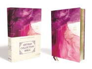 Nrsv, Artisan Collection Bible, Cloth Over Board, Pink, Art Gilded Edges, Comfort Print Cover Image
