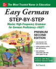 Easy German Step-By-Step, Second Edition Cover Image