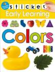 Sticker Early Learning: Colors Cover Image