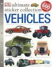 Vehicles: Ultimate Sticker Collection [With More Than 600 Stickers] Cover Image