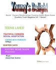 Young's Delight: Quarterly Magazine Cover Image