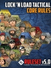 Lock 'n Load Tactical Core Rules v5.0 Cover Image