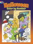 Halloween Color by Number (Dover Children's Activity Books) Cover Image