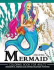 Mermaid Coloring Book for adults: An Adult coloring Books Underwater world Cover Image