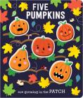 Board Book Five Little Pumpkins Cover Image