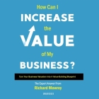 How Can I Increase the Value of My Business?: Turn Your Business Valuation Into a Value-Building Blueprint Cover Image