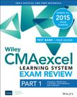 Wiley Cmaexcel Learning System Exam Review 2015 + Test Bank: Part 1, Financial Planning, Performance and Control Cover Image