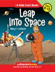 Leap Into Space: Exploring the Universe and Your Place in It (Williamson Kids Can!) Cover Image