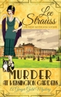 Murder at Kensington Gardens: a cozy historical 1920s mystery (Ginger Gold Mystery #6) Cover Image