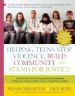 Helping Teens Stop Violence, Build Community, and Stand for Justice Cover Image