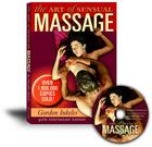 The Art of Sensual Massage Book: 40th Anniversary Edition [With DVD] Cover Image