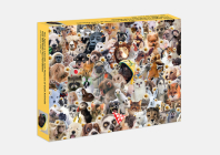 This Jigsaw is Literally Just Pictures of Cute Animals That Will Make You Feel Better: 500 Piece Jigsaw Puzzle Cover Image
