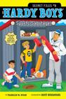 Sports Sabotage (Hardy Boys: The Secret Files #8) Cover Image