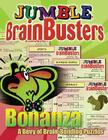 Jumble® BrainBusters™ Bonanza (Jumbles®) Cover Image