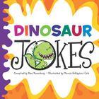 Dinosaur Jokes Cover Image