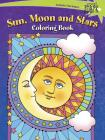 Spark Sun, Moon and Stars Coloring Book (Dover Coloring Books) Cover Image